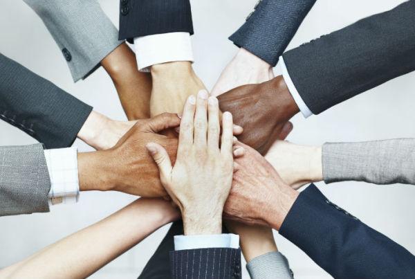 Hands together | Cloud Surfing Media digital marketing