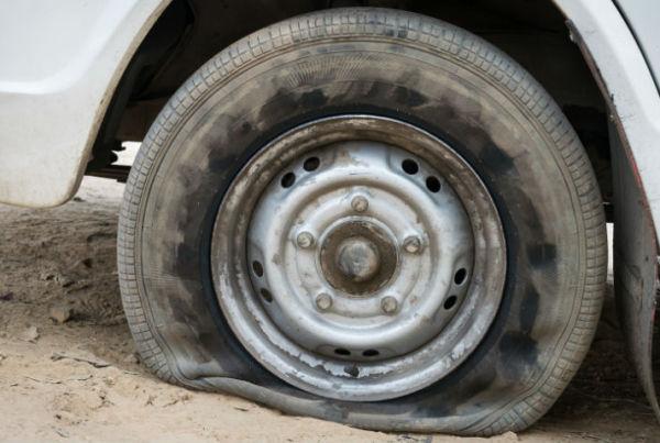 Flat Tire | Copywriting | Cloud Surfing Media Digital Marketing Toronto